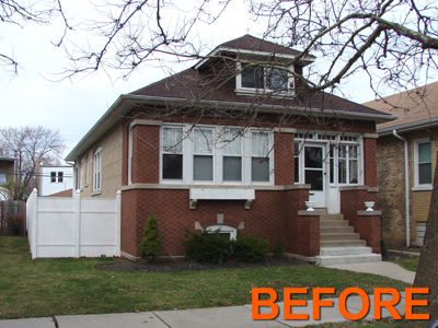 90 Bungalow Second Story Addition Blog Cast